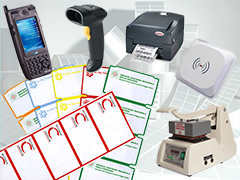 Garment marking solutions and consumables