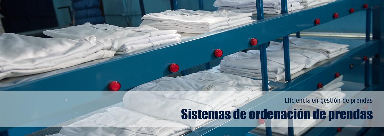 Dispensadoras de ropa, uniformes y pijamas